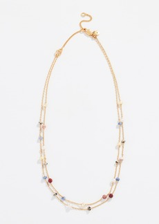 Madewell Bead Mix Layer Necklace