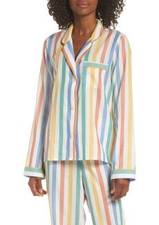 Madewell Bedtime Stripe Pajama Top
