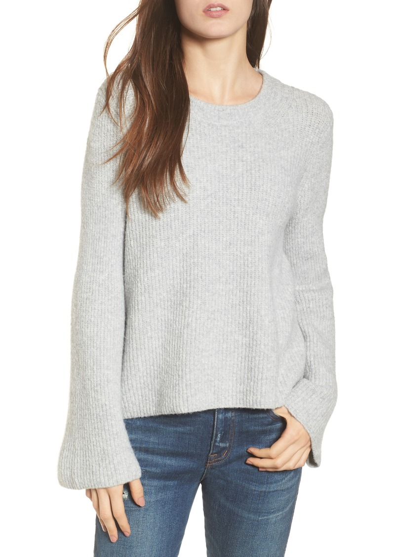 99a3b67186dadd Madewell Bell Sleeve Pullover Sweater