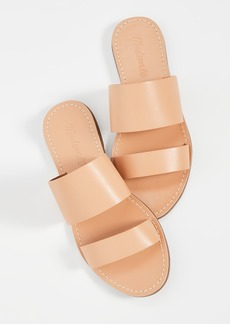 Madewell Boardwalk 2 Strap Randa Slides
