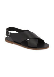 Madewell Boardwalk Flat Sandal (Women)