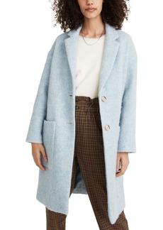 Madewell Bouclé Elmcourt Coat