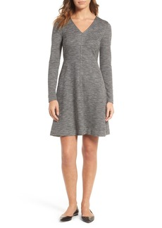 Madewell Bridgewalk V-Neck Dress