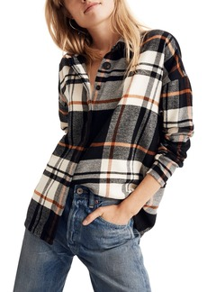 Madewell Bromley Flannel Shirt