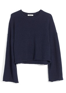Madewell Brownstone Pullover Sweater