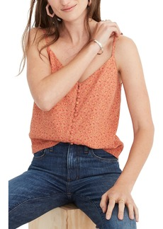 Madewell Button Camisole