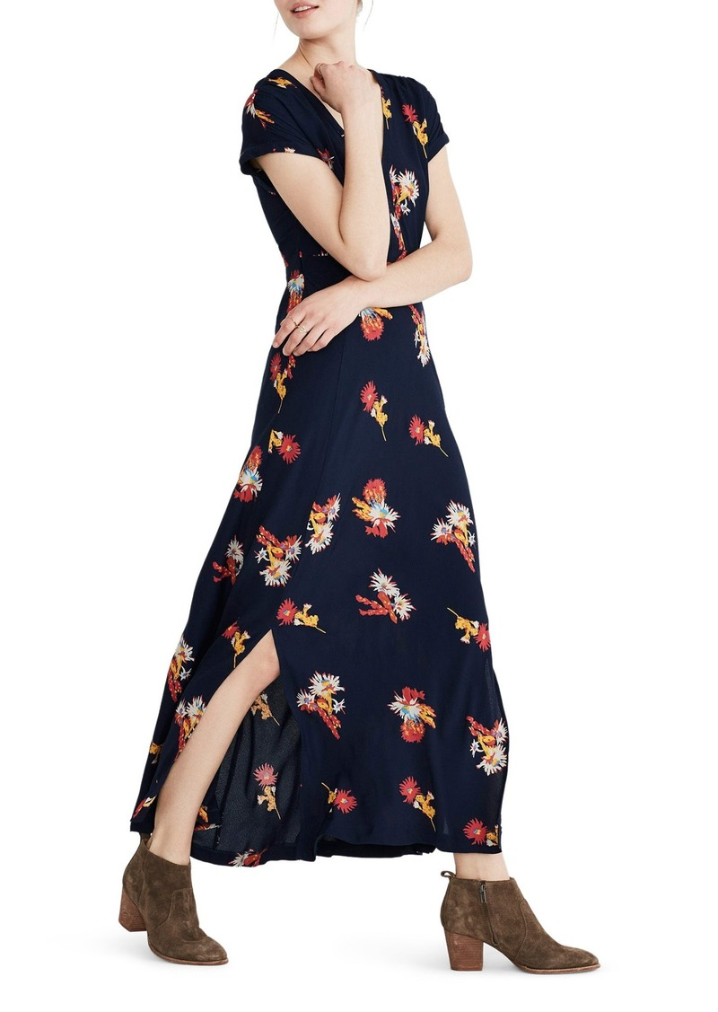 8678d53e8a1 Madewell Madewell Cactus Floral Maxi Dress | Dresses