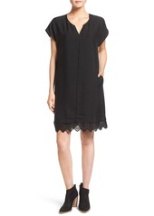 Madewell 'Caitlyn' Embroidered Shift Dress