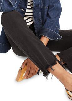 Madewell Cali Chewed Hem Demi Bootcut Jeans (Berkeley)