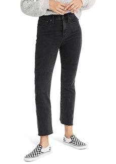 Madewell Cali Demi-Bootcut Jeans (Hollindale)