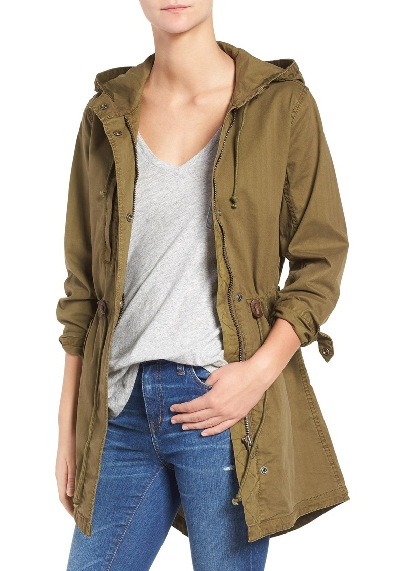 Madewell Cannon Field Parka