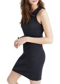 Madewell Celine Rib Tank Dress
