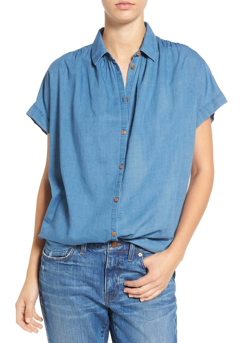 Madewell Central Chambray Shirt