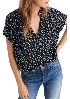 Madewell Central Drapey Shirt