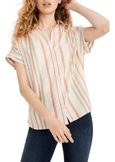 Madewell Central Multistripe Shirt