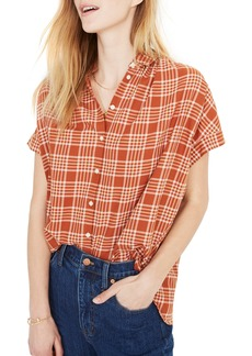 Madewell Central Plaid Shirt