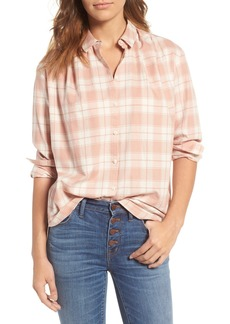 Madewell Central Plaid Shirt