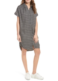 Madewell Central Plaid Shirtdress