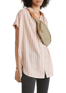 Madewell Central Stripe Tunic