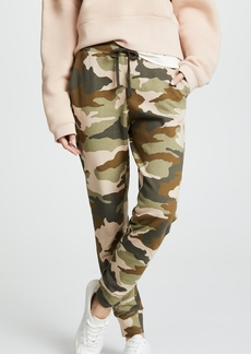 Madewell Cottontail Camo Sweatpants