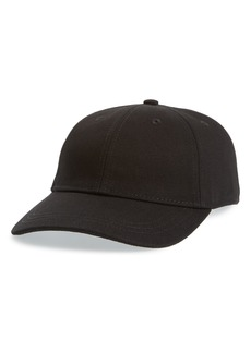 Madewell Ciao Canvas Baseball Hat