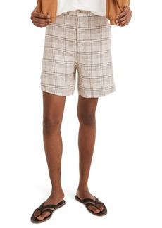 Madewell Clean Boyfriend Shorts