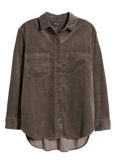 Madewell Corduroy Sunday Shirt