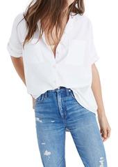 Madewell Cotton Courier Shirt