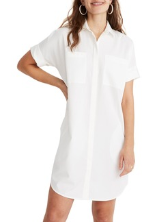 Madewell Courier Shirtdress