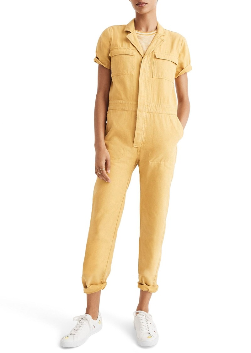 50b11a16a45 Madewell Madewell Coverall Jumpsuit