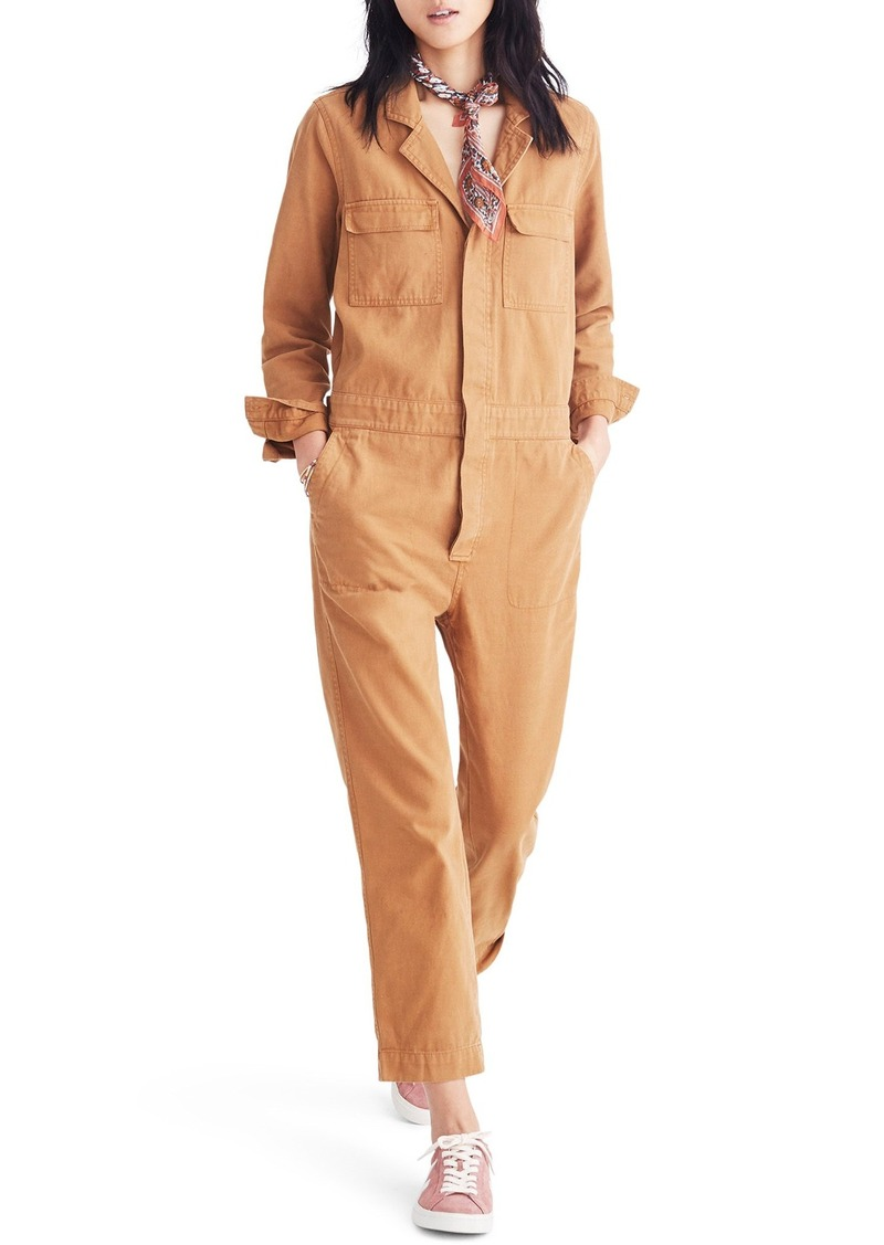 7a5b406a9fd Madewell Madewell Coverall Jumpsuit Now  103.60