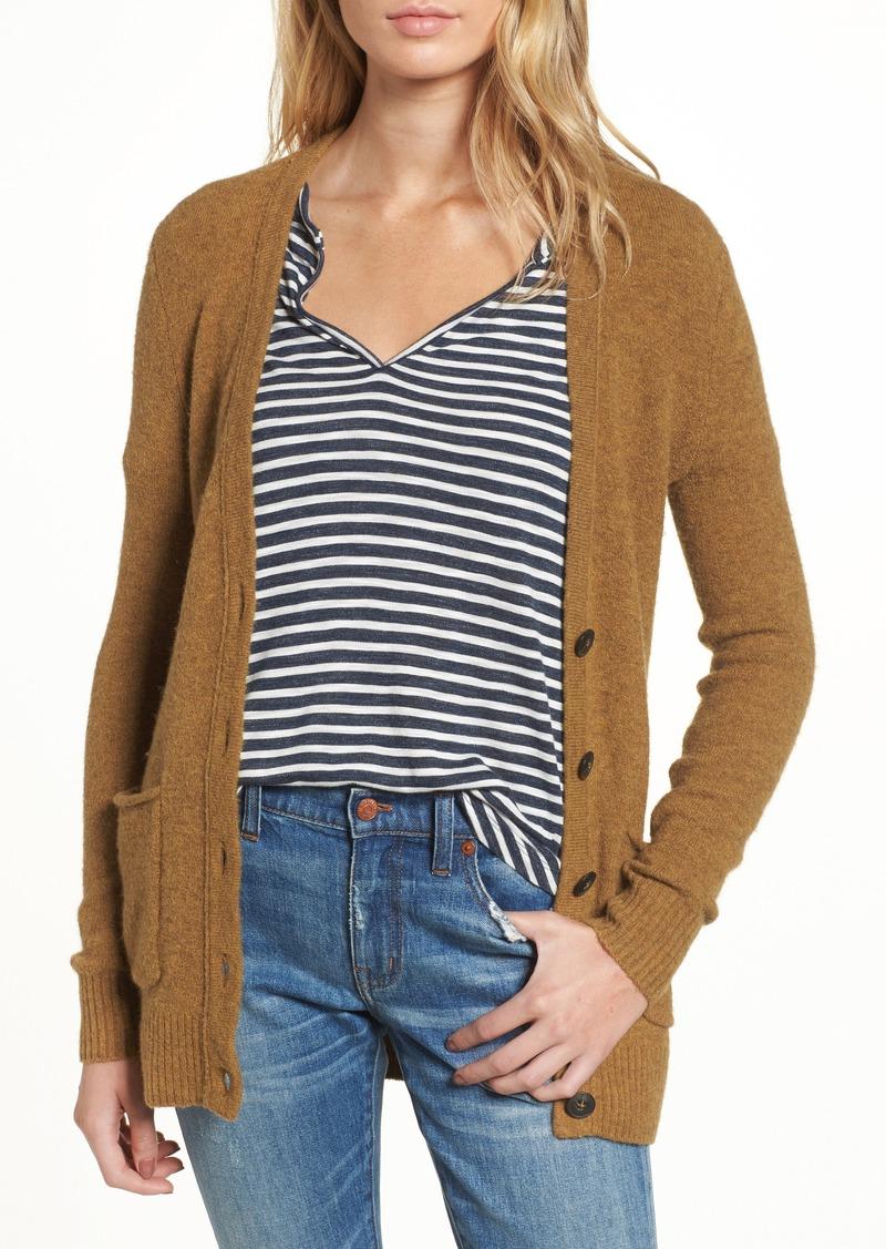 Madewell Madewell Cozy Boyfriend Cardigan   Sweaters - Shop It To Me