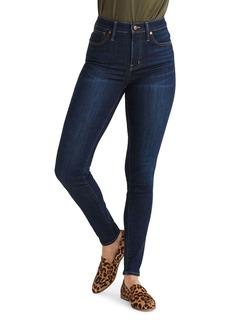 Madewell Curvy High Rise Skinny Jeans