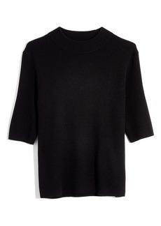 Madewell Dalston Mock Neck Sweater