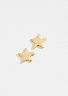 Madewell Delicate Star Stud Earrings