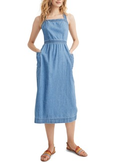 Madewell Denim Apron Dress