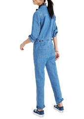 eb57907fe8e Madewell Denim Coverall Jumpsuit Madewell Denim Coverall Jumpsuit