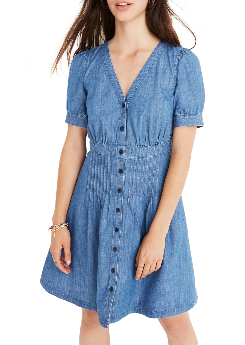 Madewell Denim Daylily Dress