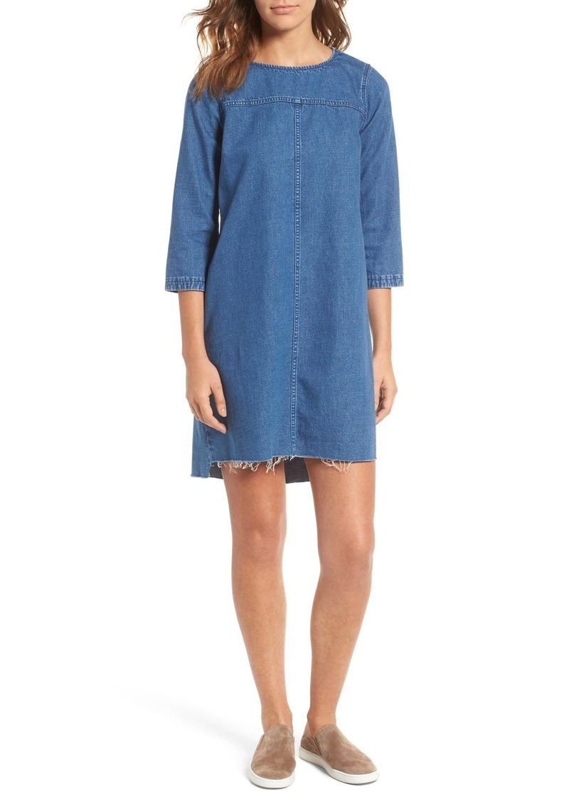 f42efb06053 On Sale today! Madewell Madewell Denim Shift Dress