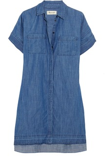 Madewell Denim shirt dress