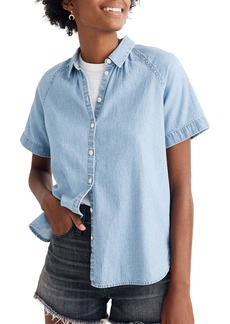 Madewell Denim Tidal Shirt