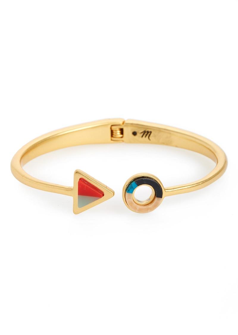 ecceadc53 Madewell Madewell Desert Sunset Hinge Cuff | Jewelry