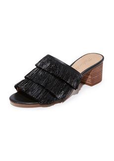 Madewell Devon Fringe Sandals