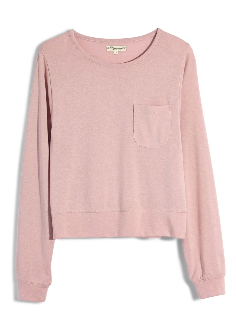 Madewell Dolman Sleeve Pocket Tee