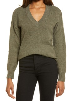 Madewell Donegal Bartlett Pullover Sweater