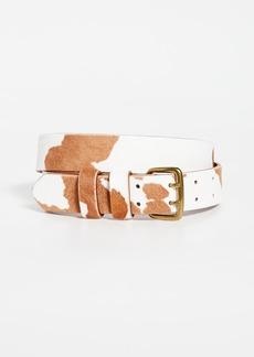 Madewell Double Prong Belt