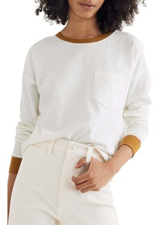Madewell Drop Sleeve Pocket T-Shirt