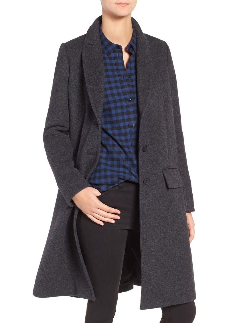 Madewell Madewell Emery Car Coat | Outerwear - Shop It To Me