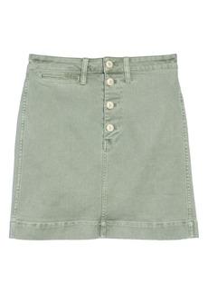 Madewell Emmett Straight Skirt