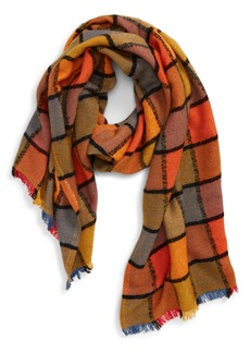 Madewell Emmy Plaid Scarf